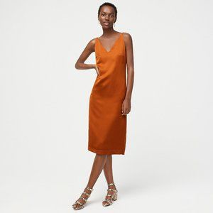 J.Crew Midi Slip Dress